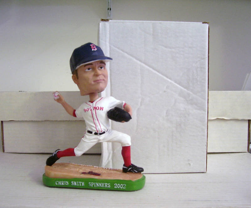 Chris Smith Bobblehead - BobblesGalore