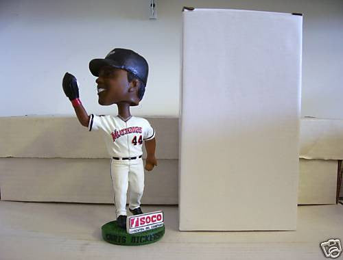 Chris Dickerson Bobblehead - BobblesGalore