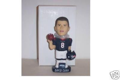 David Carr Bobblehead - BobblesGalore