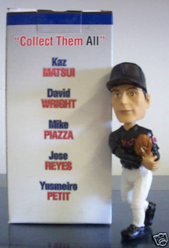 David Wright Bobblehead - BobblesGalore