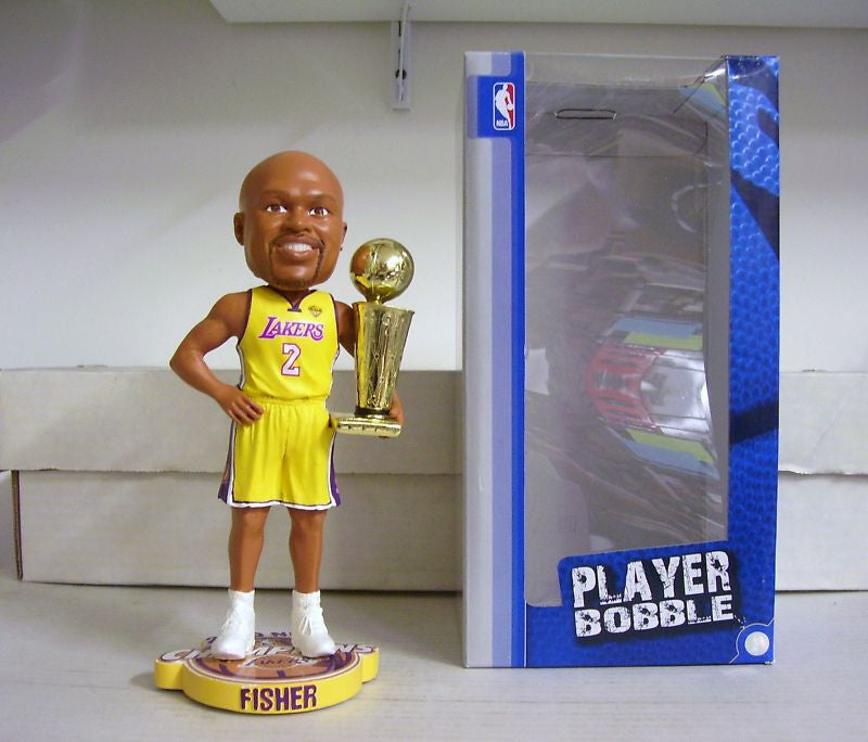Derek Fisher Bobblehead - BobblesGalore