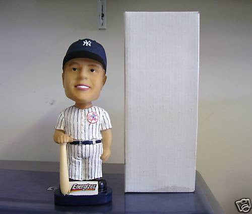New York Yankees Energizer Mascot - BobblesGalore