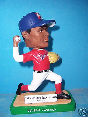 Devern Hansack Bobblehead - BobblesGalore