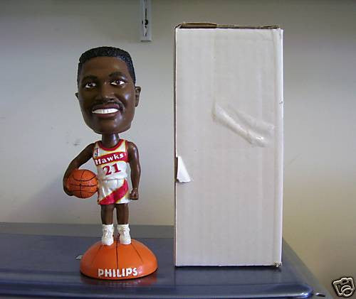 Dominique Wilkins Bobblehead