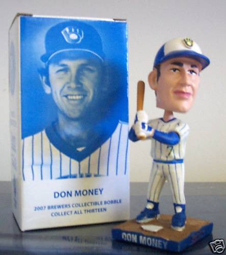 Don Money Bobblehead - BobblesGalore