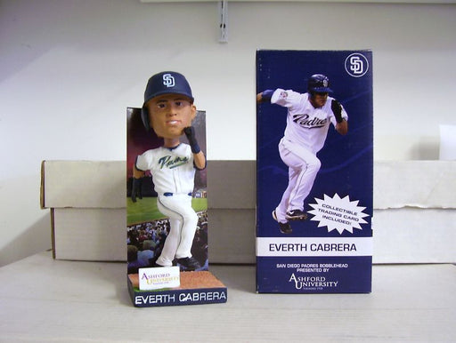 Everth Cabrera Bobblehead - BobblesGalore