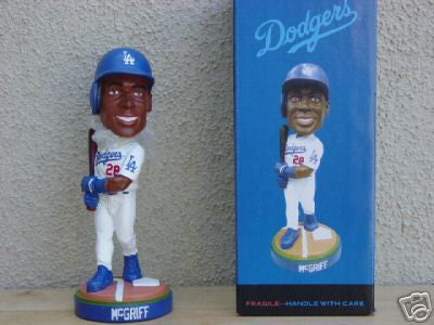 Fred McGriff Bobblehead - BobblesGalore