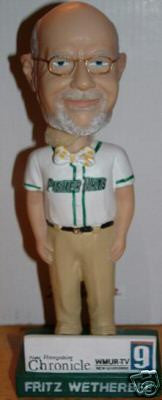 Fritz Wetherbee Bobblehead - BobblesGalore