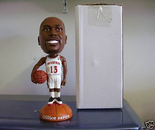"Glenn ""Big Dog"" Robinson Bobblehead"