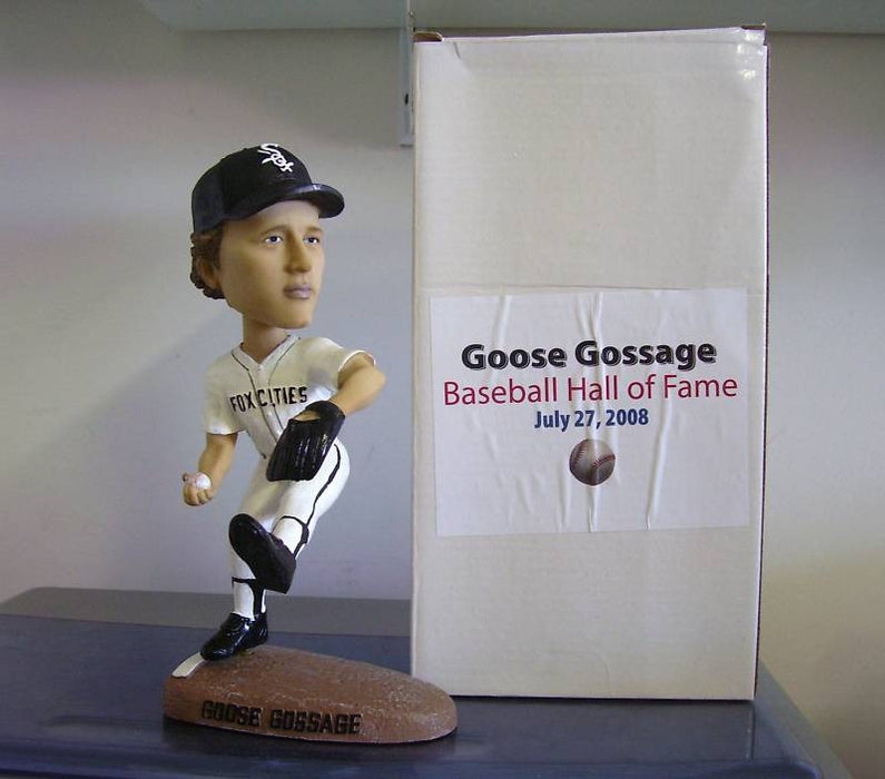 "Richard ""Goose"" Gossage Bobblehead - BobblesGalore"