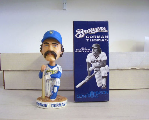 Gorman Thomas Bobblehead - BobblesGalore