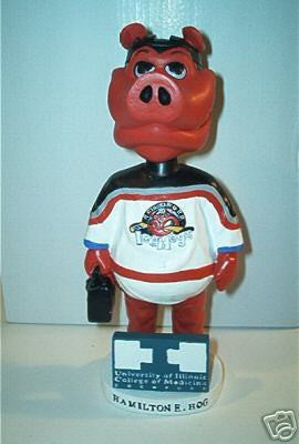 Hammy the Mascot Bobblehead - BobblesGalore