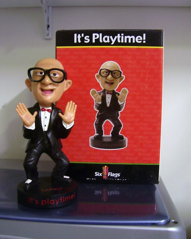 Mr. Six Flags Bobblehead - BobblesGalore