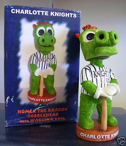 Homer the Dragon Bobblehead