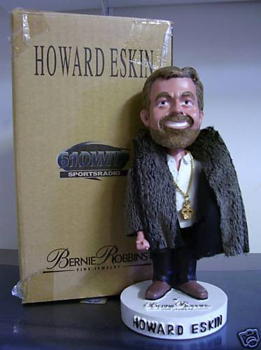 2005 Howard Eskin Bobblehead - BobblesGalore