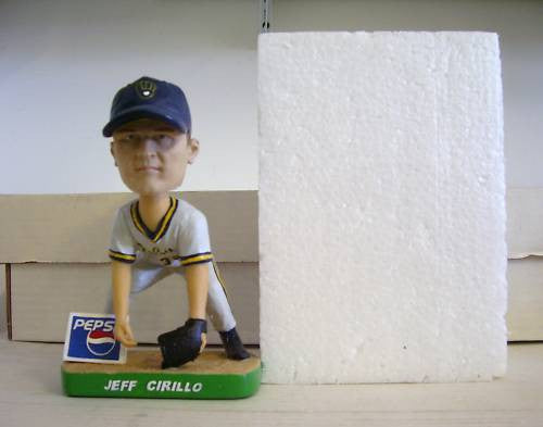 Jeff Cirillo Bobblehead - BobblesGalore