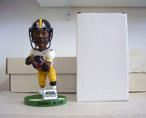 Jerome Bettis Bobblehead - BobblesGalore