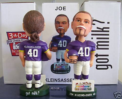 Jim Kleinsasser Bobblehead