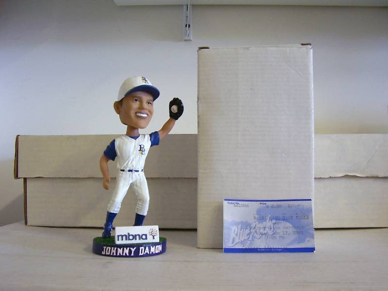 Johnny Damon Bobblehead