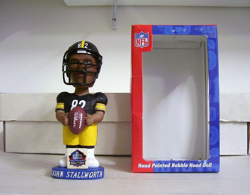 John Stallworth Bobblehead - BobblesGalore