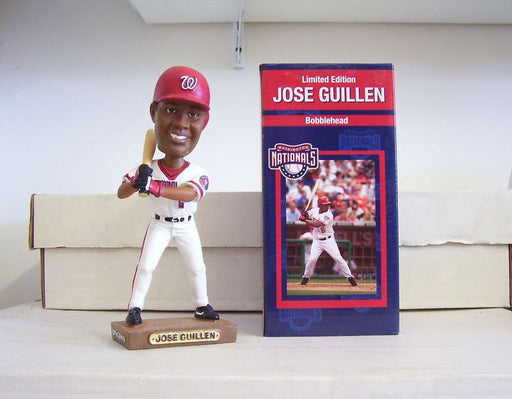 Jose Guillen Bobblehead - BobblesGalore