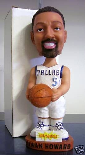 Juwan Howard Bobblehead - BobblesGalore