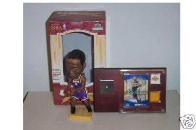 Kobe Bryant Bobblehead and Jersey