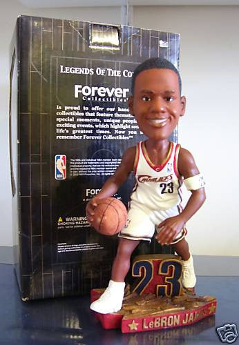 Lebron James Bobblehead