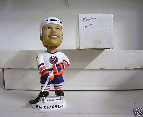 Mark Parrish Bobblehead - BobblesGalore