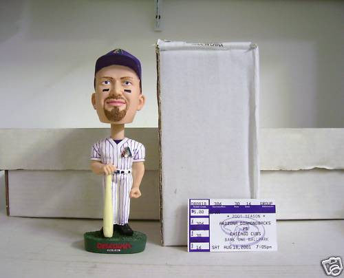 Mark Grace Bobblehead