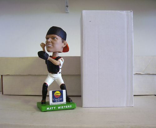 Matt Wieters Bobblehead - BobblesGalore