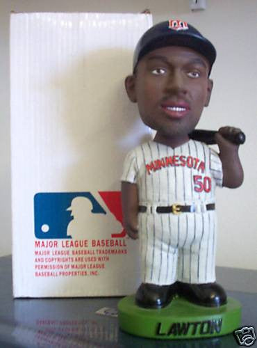Matt Lawton Bobblehead - BobblesGalore