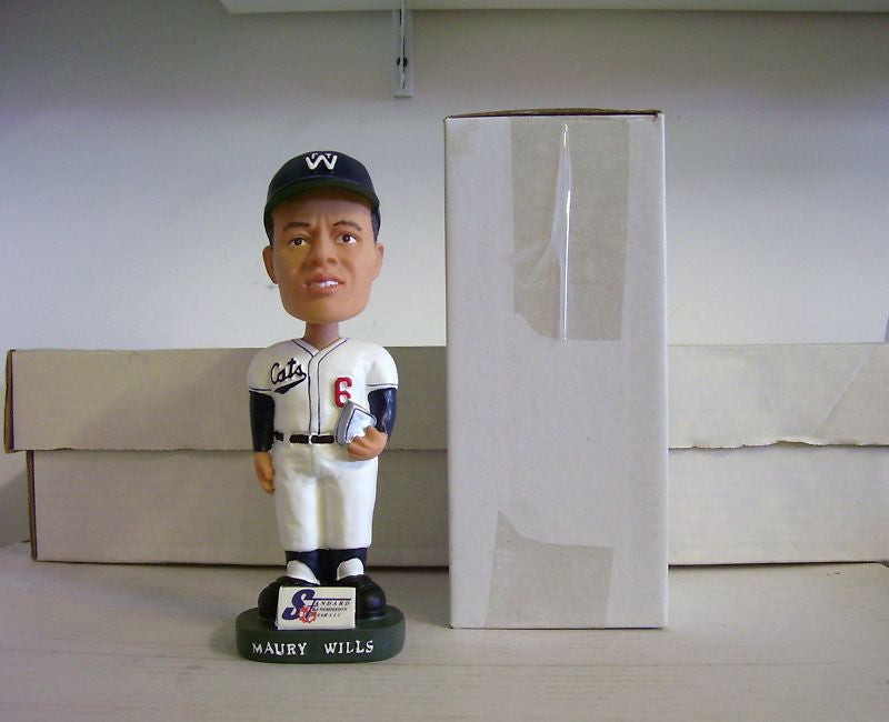 Maury Wills Bobblehead - BobblesGalore