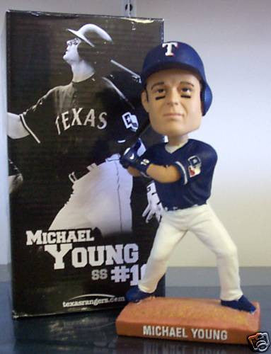 Michael Young Bobblehead