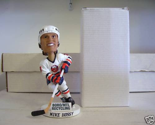 Mike Bossy Bobblehead - BobblesGalore