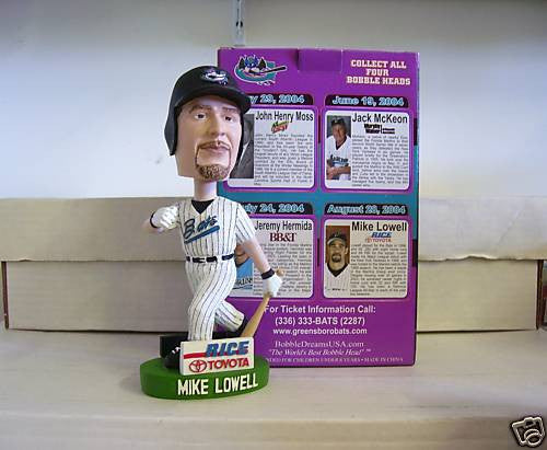 Mike Lowell Bobblehead - BobblesGalore