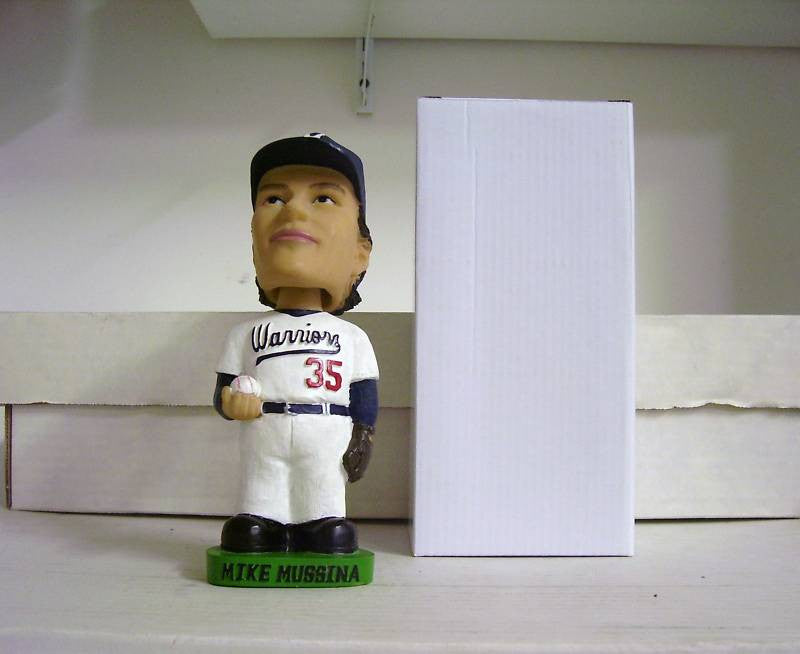 Mike Mussina Bobblehead - BobblesGalore