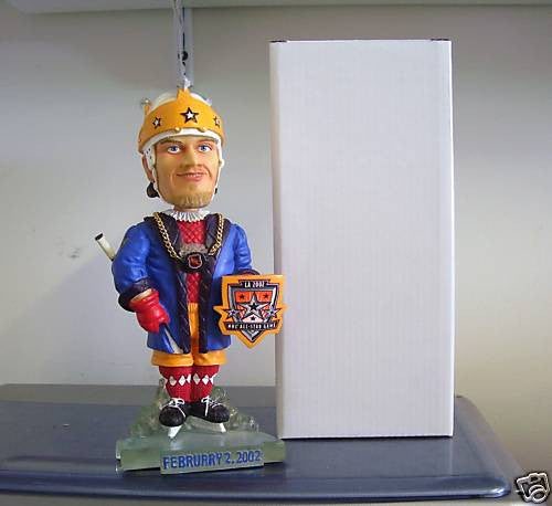 NHL All-Star Game Jester Mascot - BobblesGalore