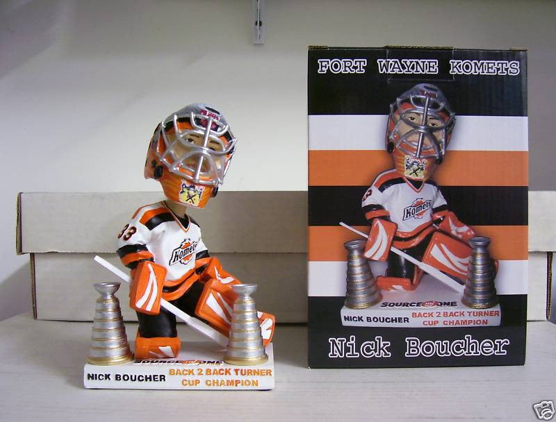 Nick Boucher Bobblehead