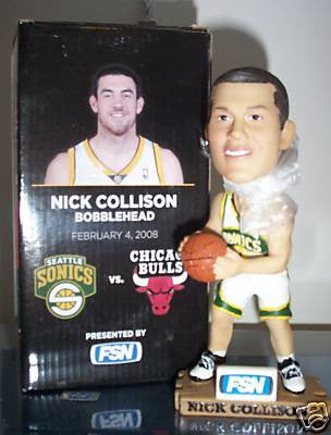 Nick Collison Bobblehead - BobblesGalore