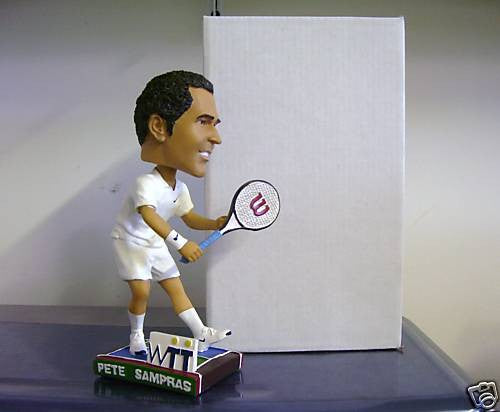 Pete Sampras Bobblehead - BobblesGalore