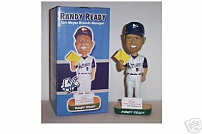 Randy Ready Bobblehead - BobblesGalore