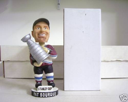 Ray Bourque Bobblehead - BobblesGalore