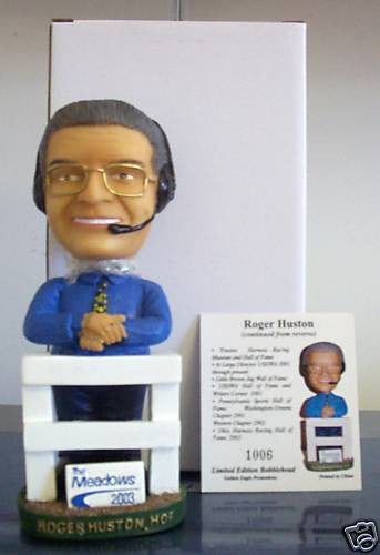 Roger Huston Bobblehead - BobblesGalore