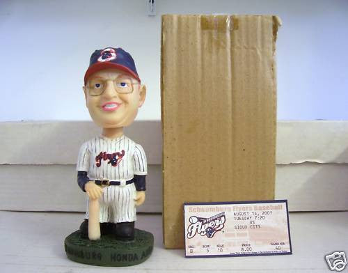 Ron Kittle Bobblehead - BobblesGalore