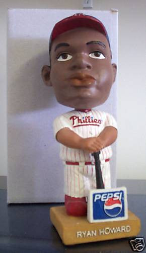 Ryan Howard Bobblehead - BobblesGalore