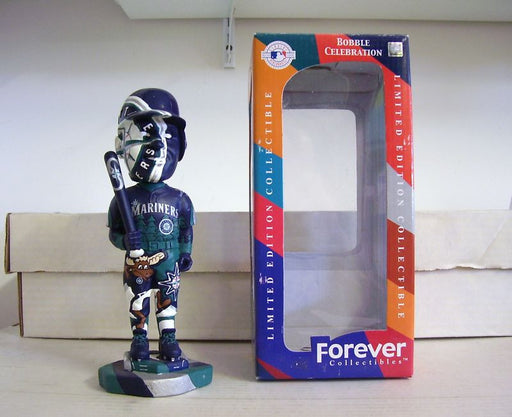Seattle Mariners All-Star Mascot Bobblehead - BobblesGalore