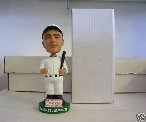 """Shoeless"" Joe Jackson Bobblehead - BobblesGalore"