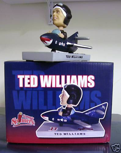 Ted Williams Bobblehead