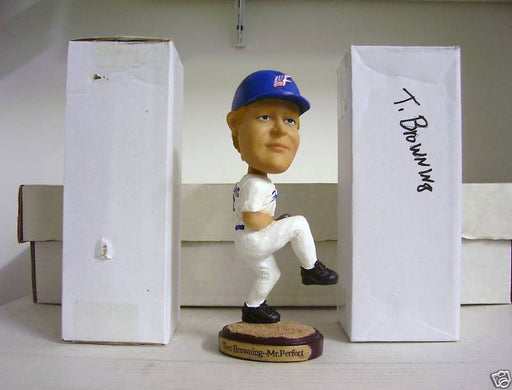 Tom Browning Bobblehead - BobblesGalore